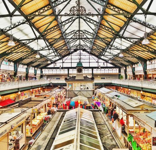 Indoor Markt