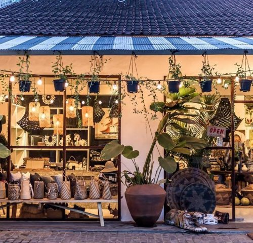 Jungle Trader Shop