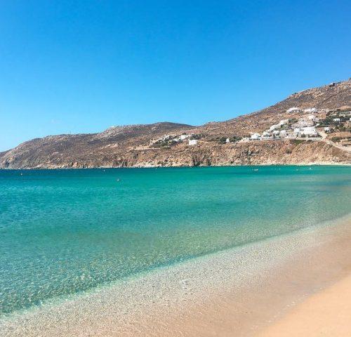 Playa de Kalo Livadi