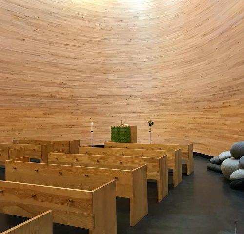 Kamppi Chapel