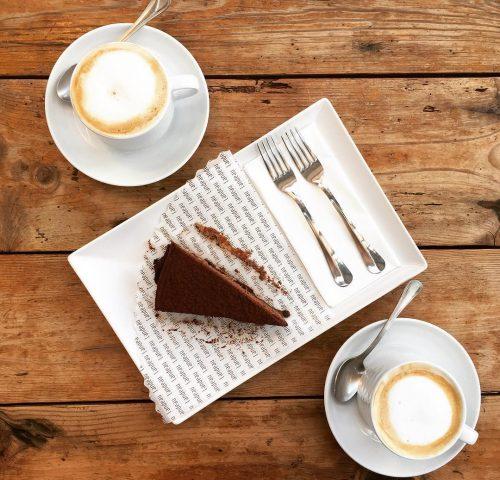 Landeau Chocolate Café