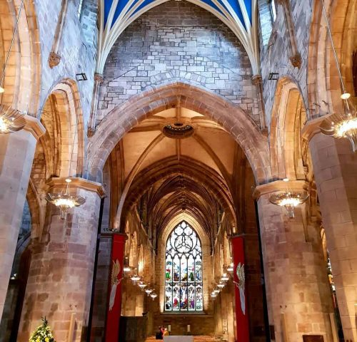 St. Giles Cathedral Edinburgh