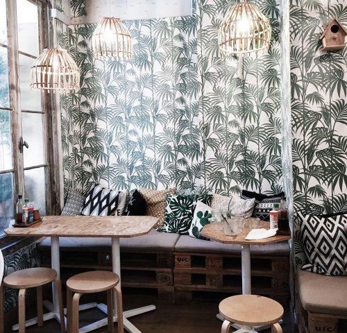 Paper Plane Café