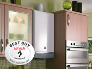 Which? Boiler rated Baxi best buy