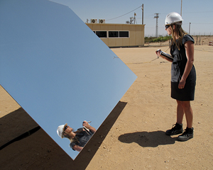 Saharan solar power