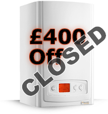 Boiler Scrappage Scheme now closed