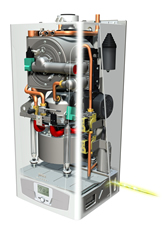 Baxi ecogen - only CHP boiler with MCS certification