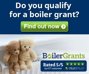 Do you qualify for a free boiler?