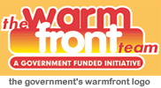 Warmfront Government Grants