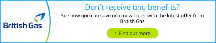 British Gas Boilers Offer