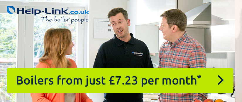 Get a New Boiler and Pay Nothing Until 2019!