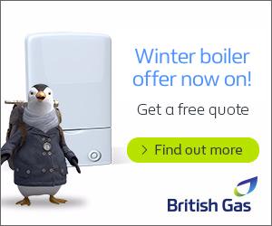 British Gas new boiler offer