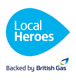 Local Heroes backed by British Gas