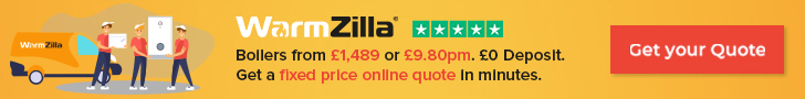 New boiler offer from Warmzilla