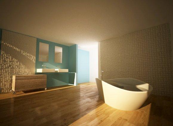 Studio Silvia Orlandi - Il bagno sostenibile - Concorso di Design 2 ...