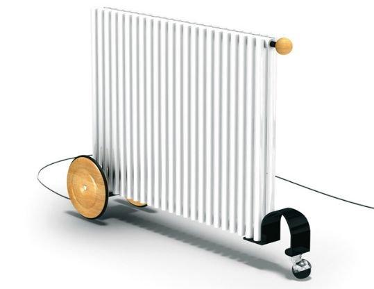 Tubes radiatore elettrico rimorchietto for Termosifoni tubes