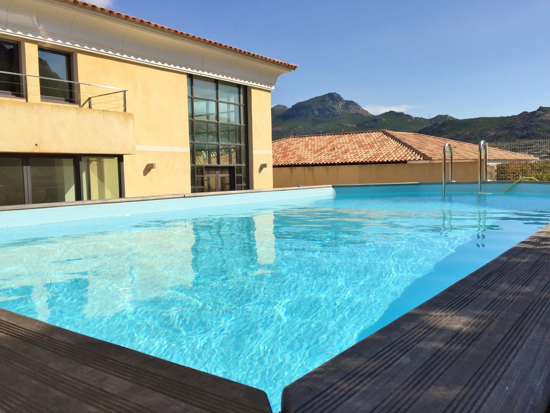 Villa mit 7 Schlafzimmern in Calvi mit herrlichem Meerblick privatem Pool eingezäuntem Garten