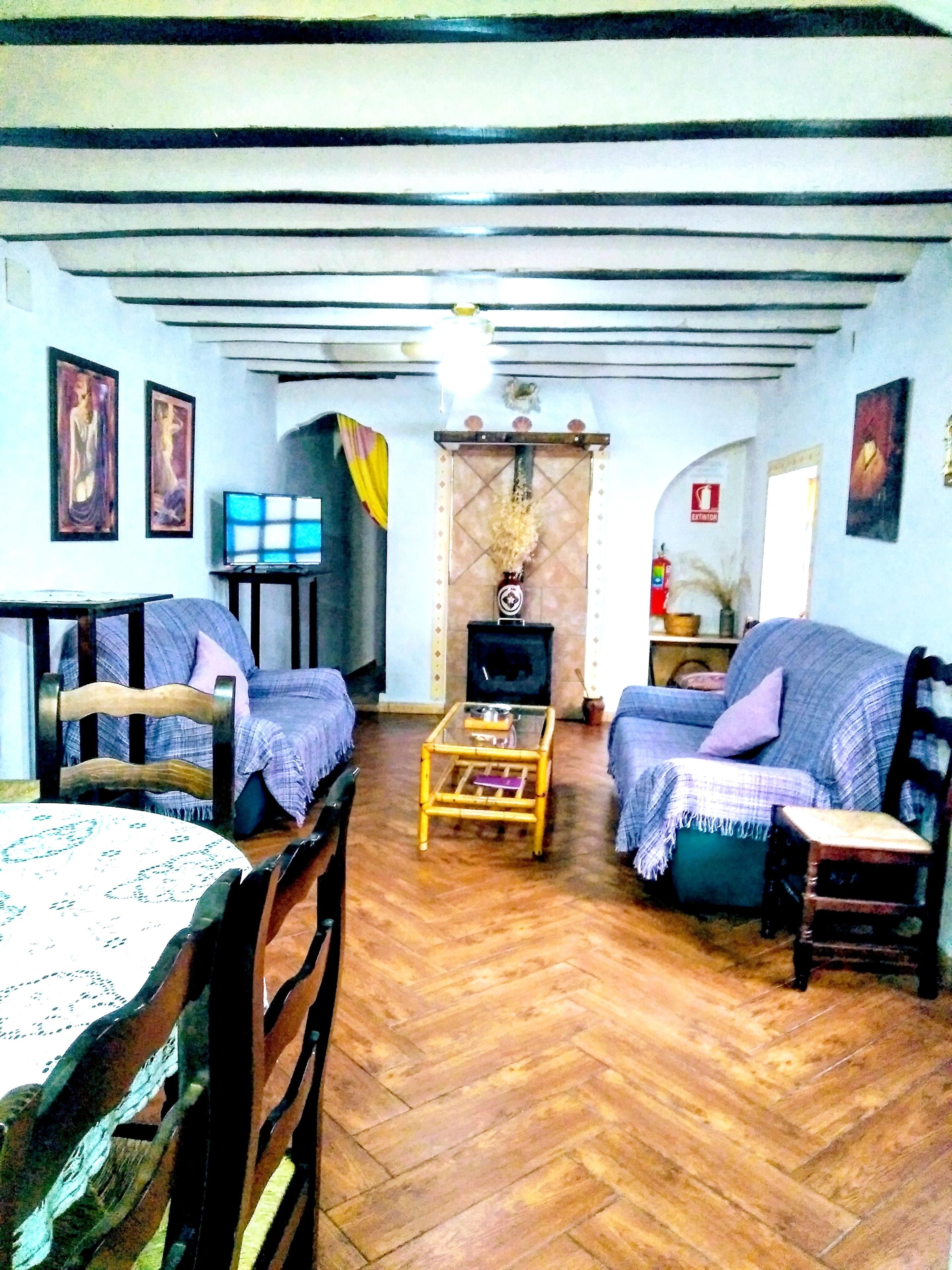 Haus mit 5 Schlafzimmern in Casas del Cerro mit to