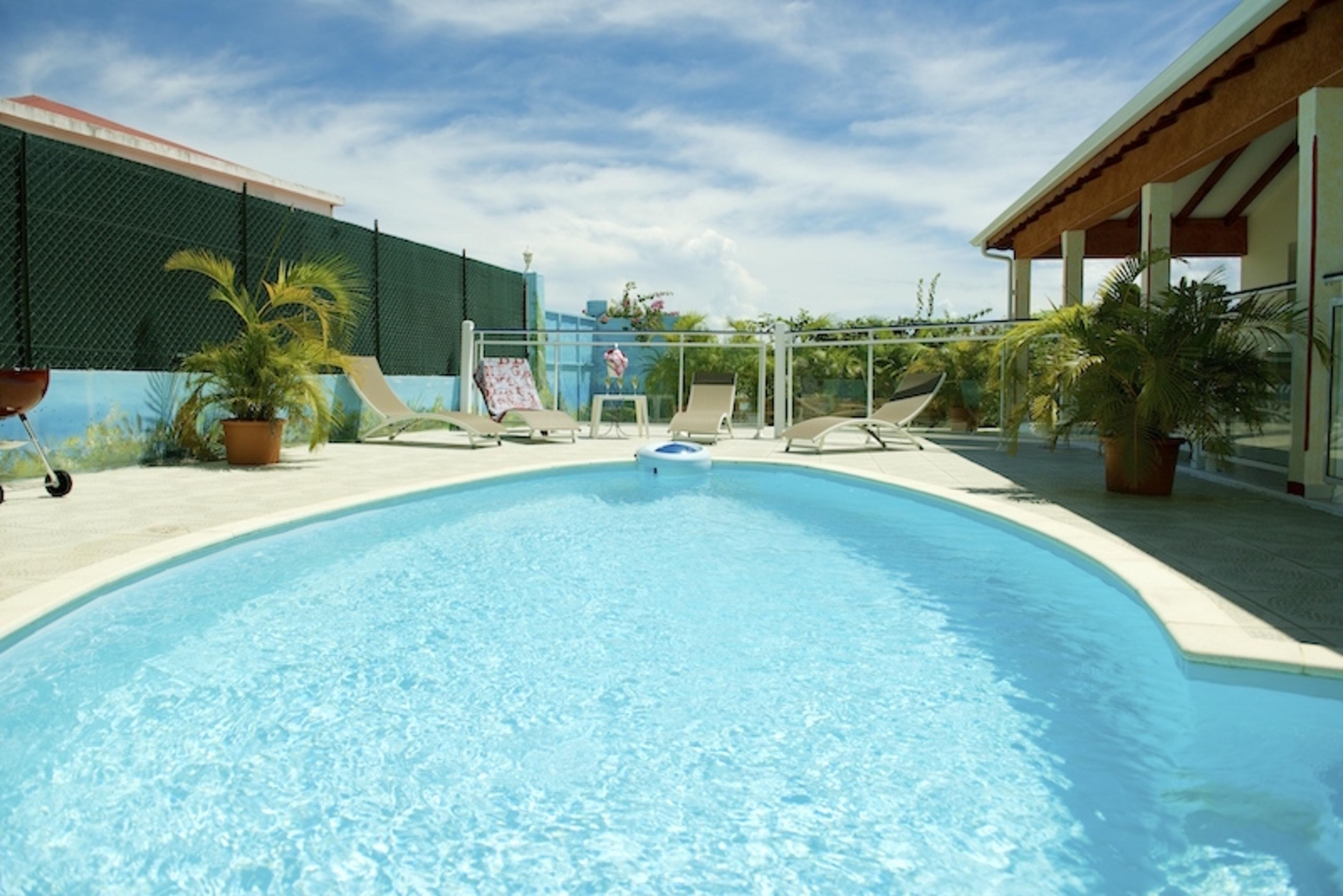 Villa mit 3 Schlafzimmern in Saint-François Villa in Mittelamerika und Karibik