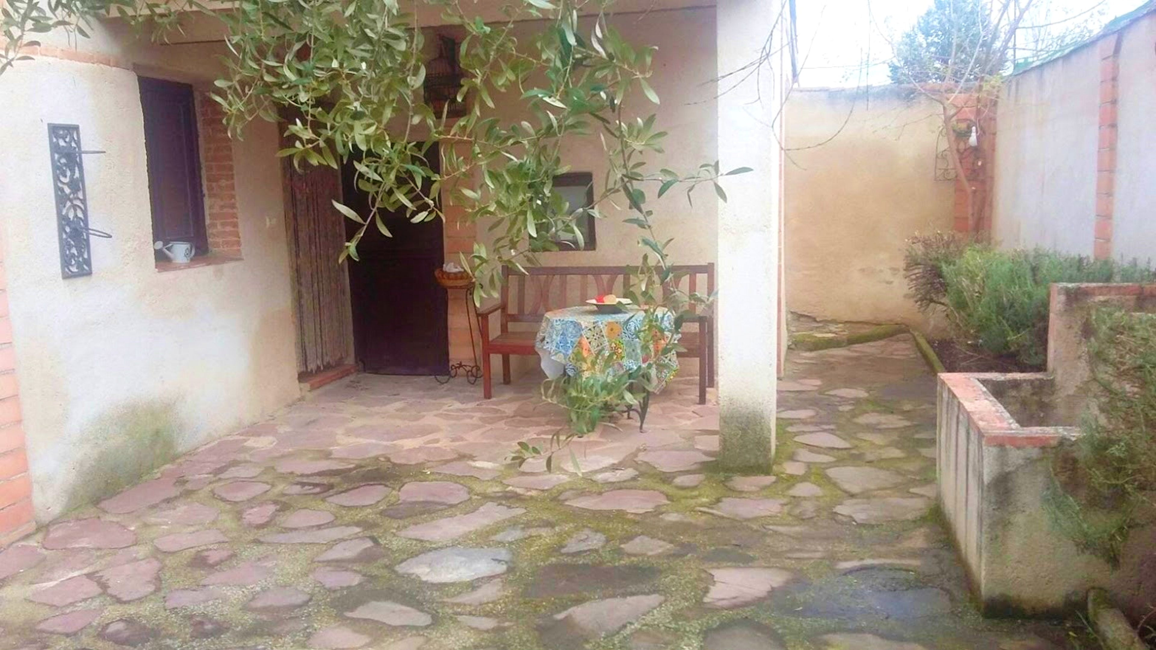 Haus mit 2 Schlafzimmern in Bernuy mit möblie