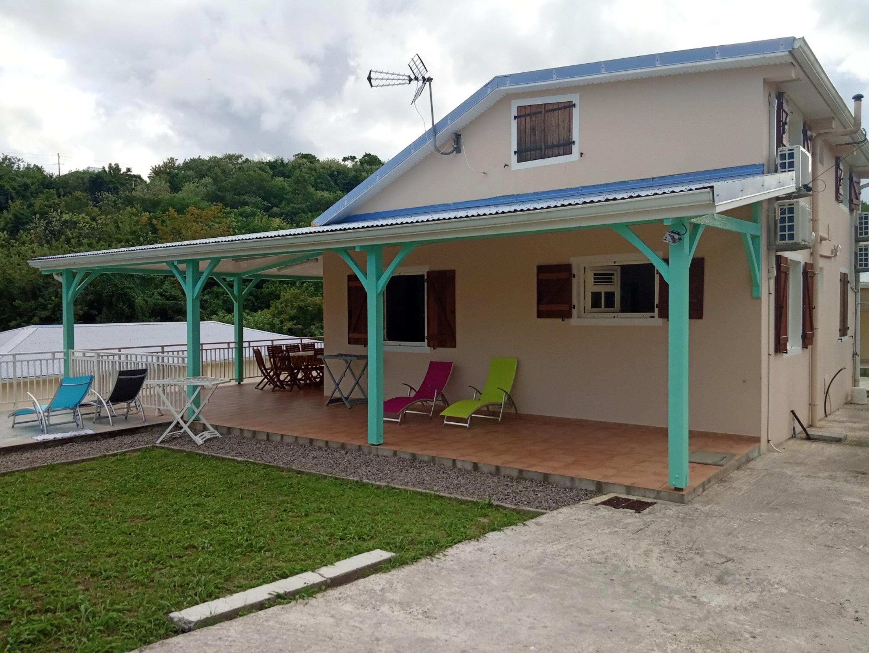 Haus mit 4 Schlafzimmern in Le Diamant mit eingezäuntem Garten und W-LAN - 3 km vom Strand entfernt