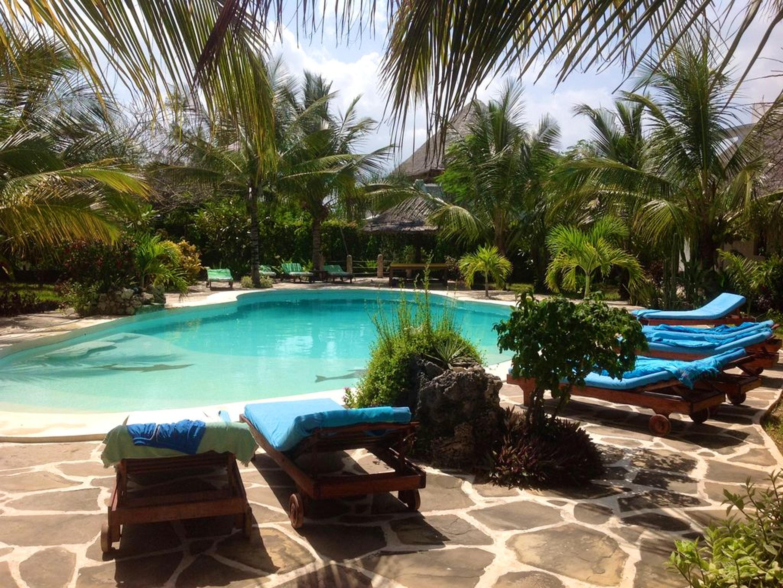 Haus mit 3 Schlafzimmern in Watamu mit Pool, m&oum Ferienhaus in Kenia