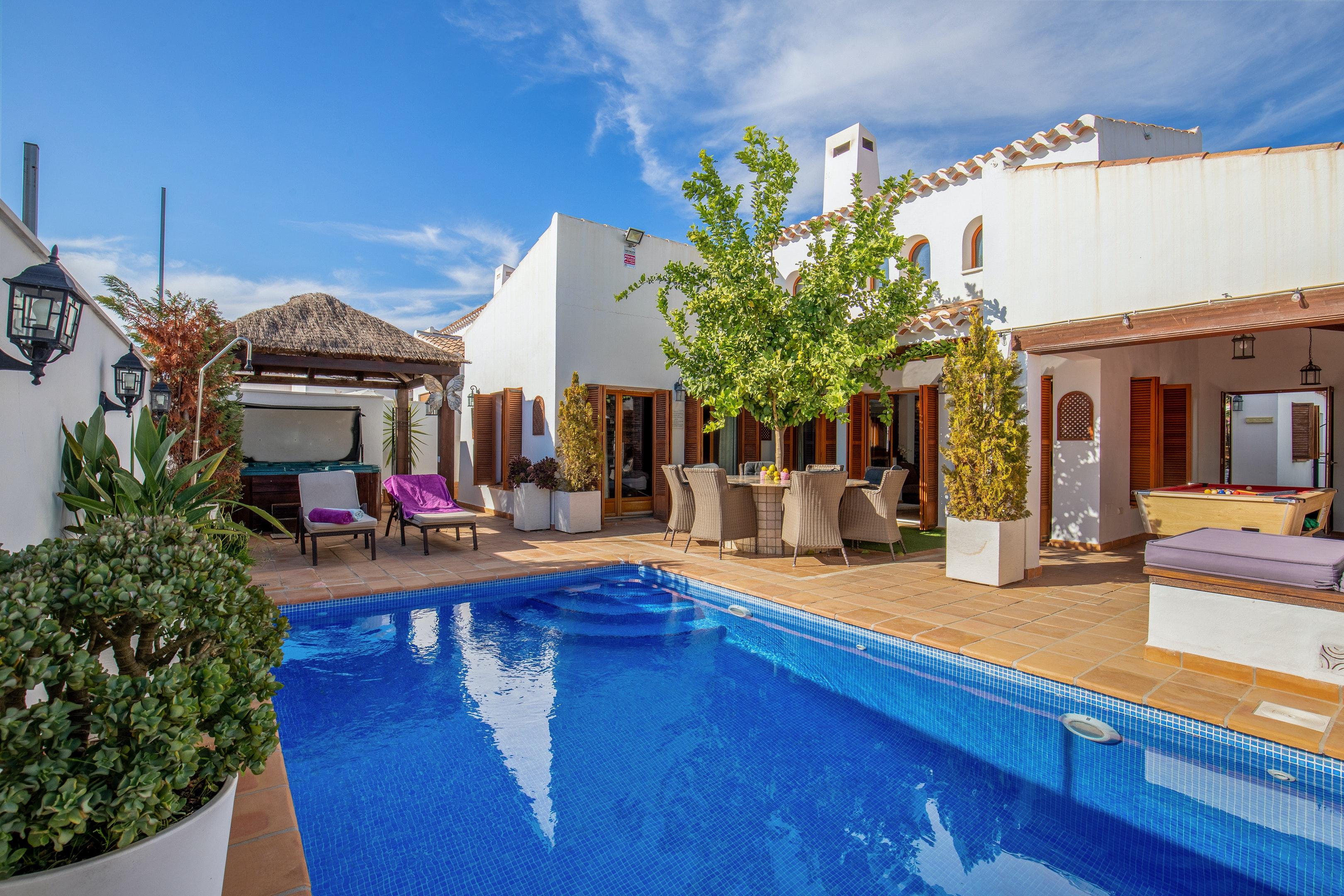 Villa mit 5 Schlafzimmern in Murcia mit toller Aus