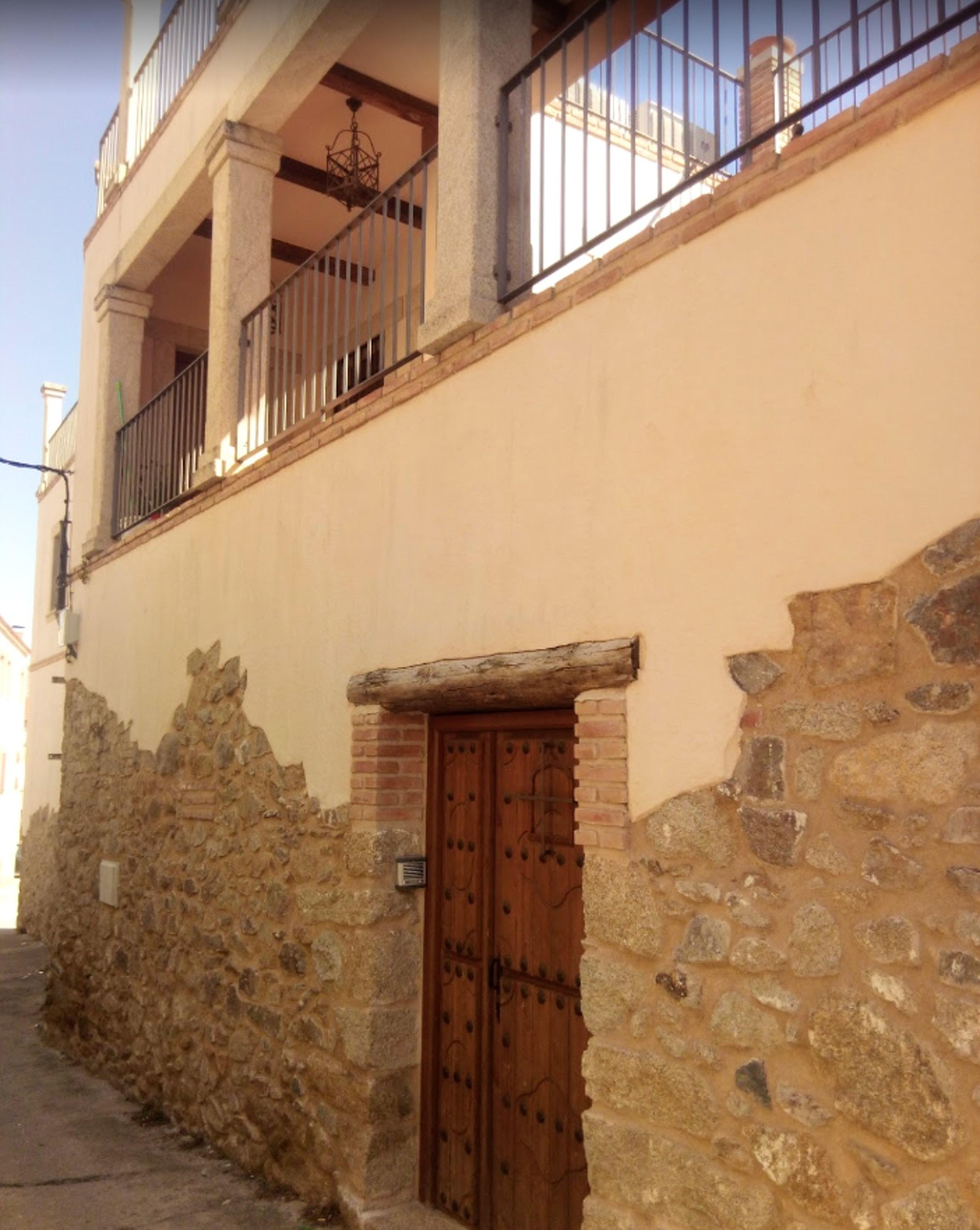 Haus mit einem Schlafzimmer in Lagartera mit tolle