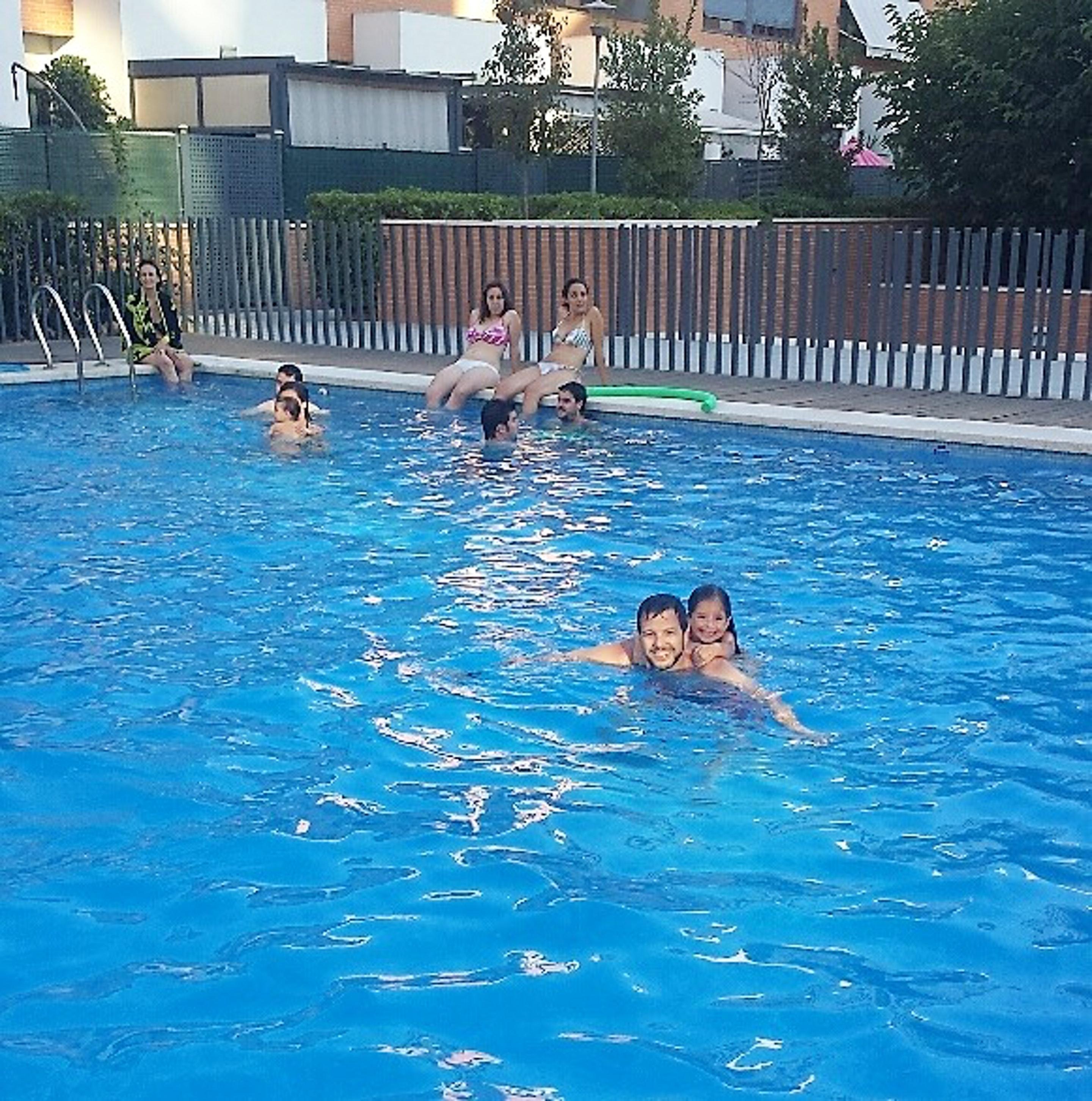 Wohnung mit 4 Schlafzimmern in Valencia mit schöner Aussicht auf die Stadt Pool und möbliertem Balkon