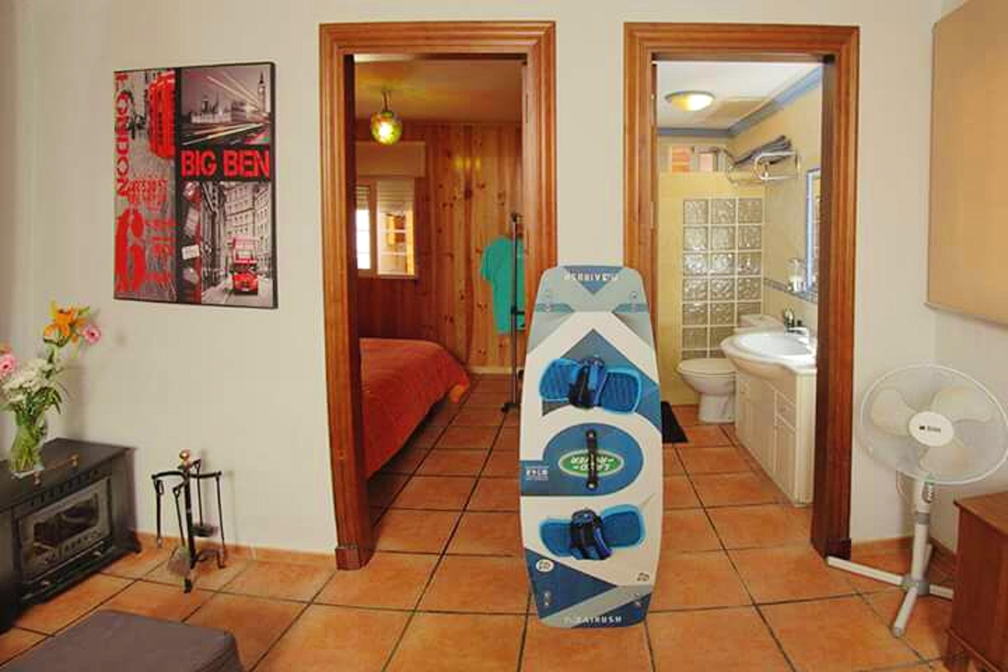 Bungalow mit einem Schlafzimmer in Tarifa mit toll Hütte in Spanien