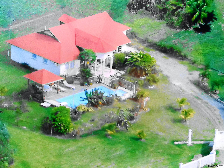 Villa mit 3 Schlafzimmern in Saint François Villa in Mittelamerika und Karibik