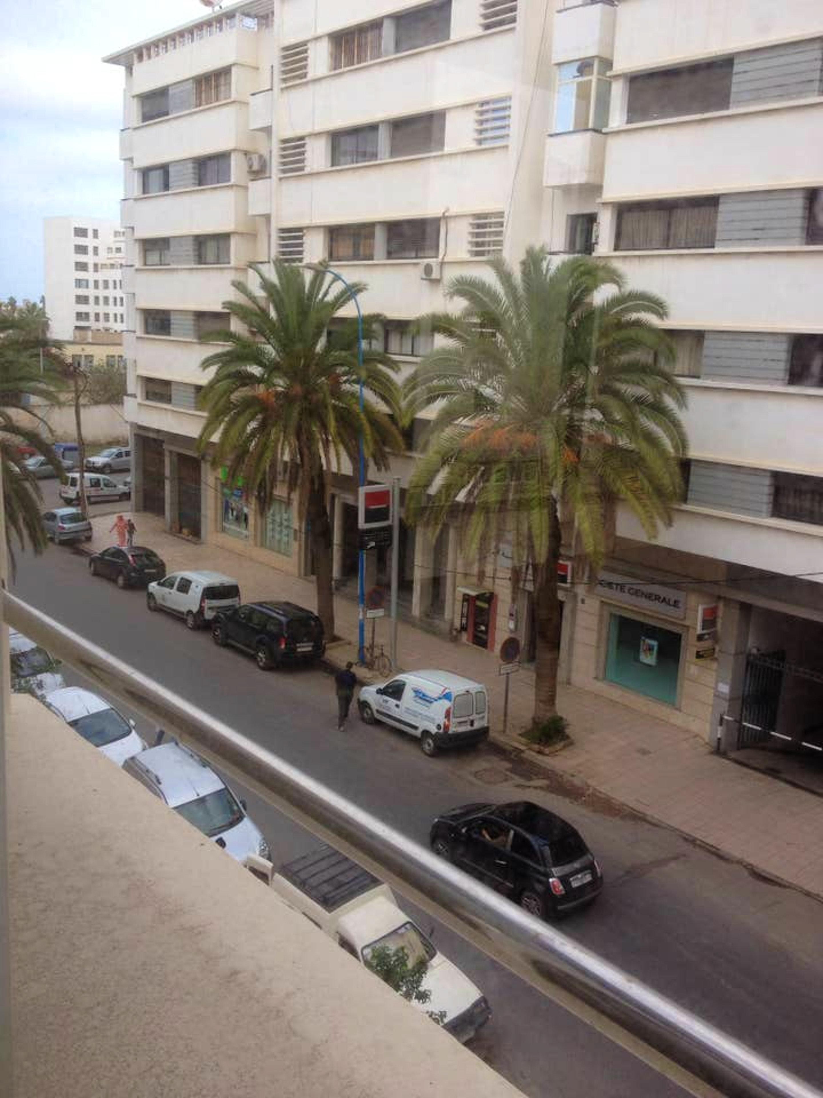 Wohnung mit 2 Schlafzimmern in Casablanca mit W-LA Ferienwohnung in Marokko