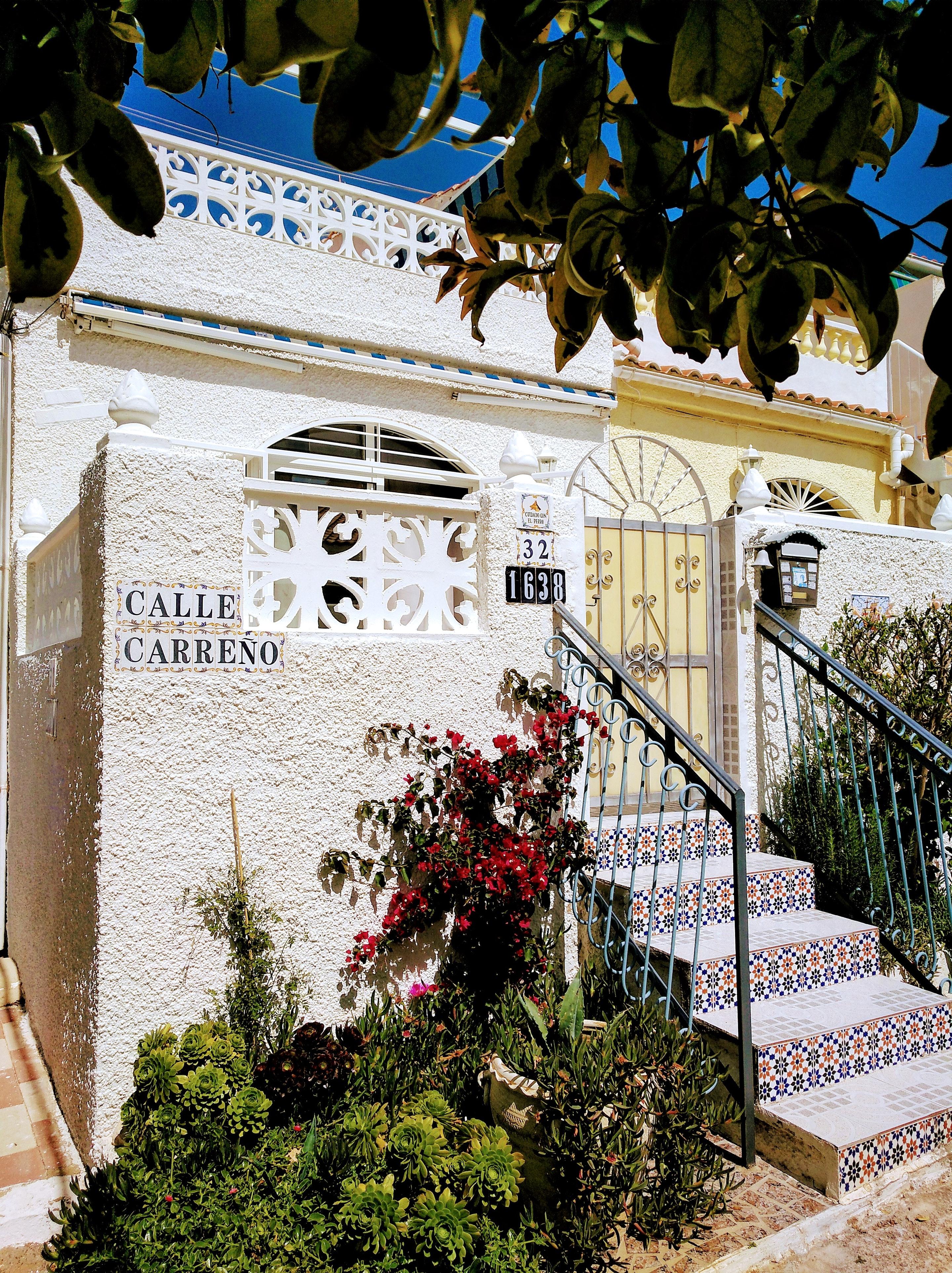 Haus mit 2 Schlafzimmern in El Chaparral mit bezauberndem Seeblick Terrasse und W LAN 5 km vom Strand entfernt