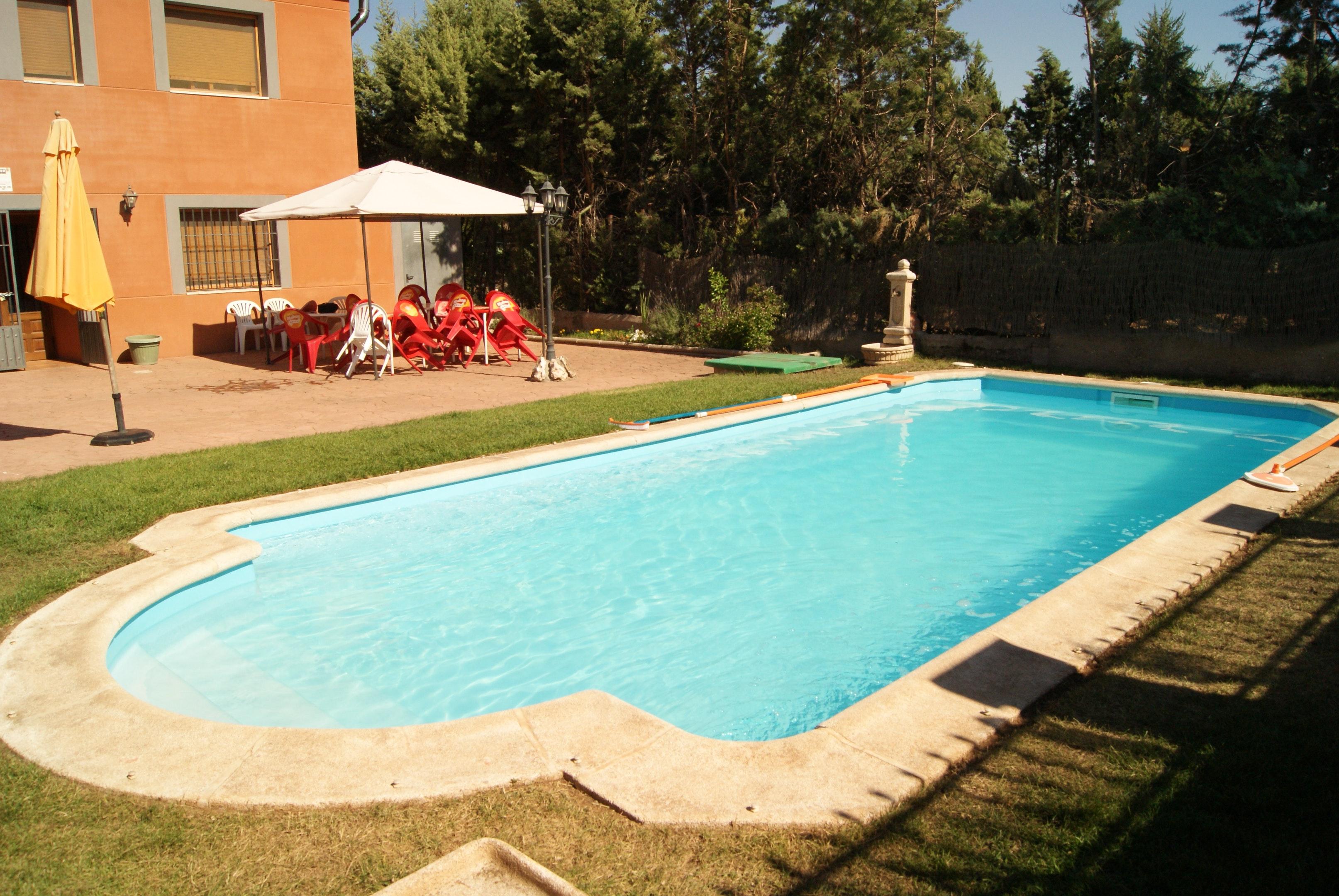 Villa mit 6 Schlafzimmern in Cerezo de Mohernando