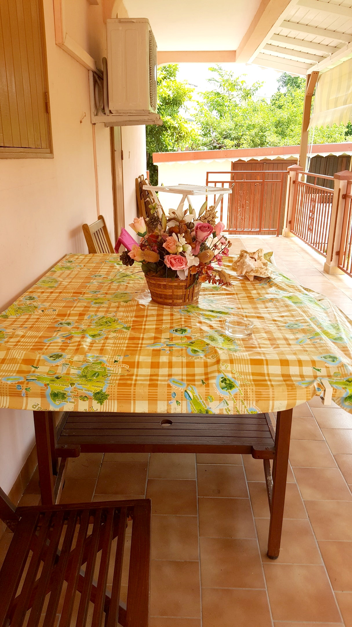 Wohnung mit 2 Schlafzimmern in Mare Gailard mit ei Ferienwohnung in Mittelamerika und Karibik