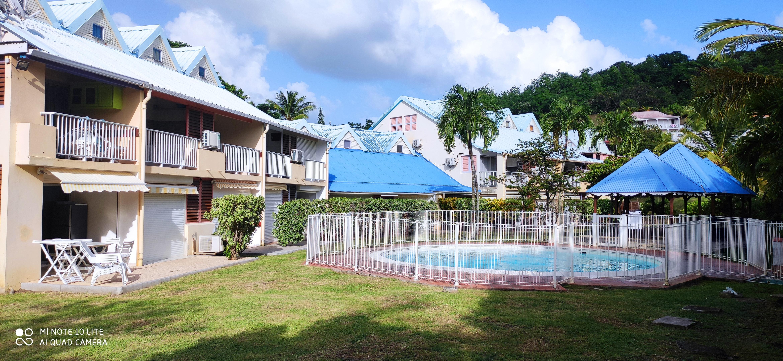 Studio in Saint Anne mit privatem Pool und eingezäuntem Garten