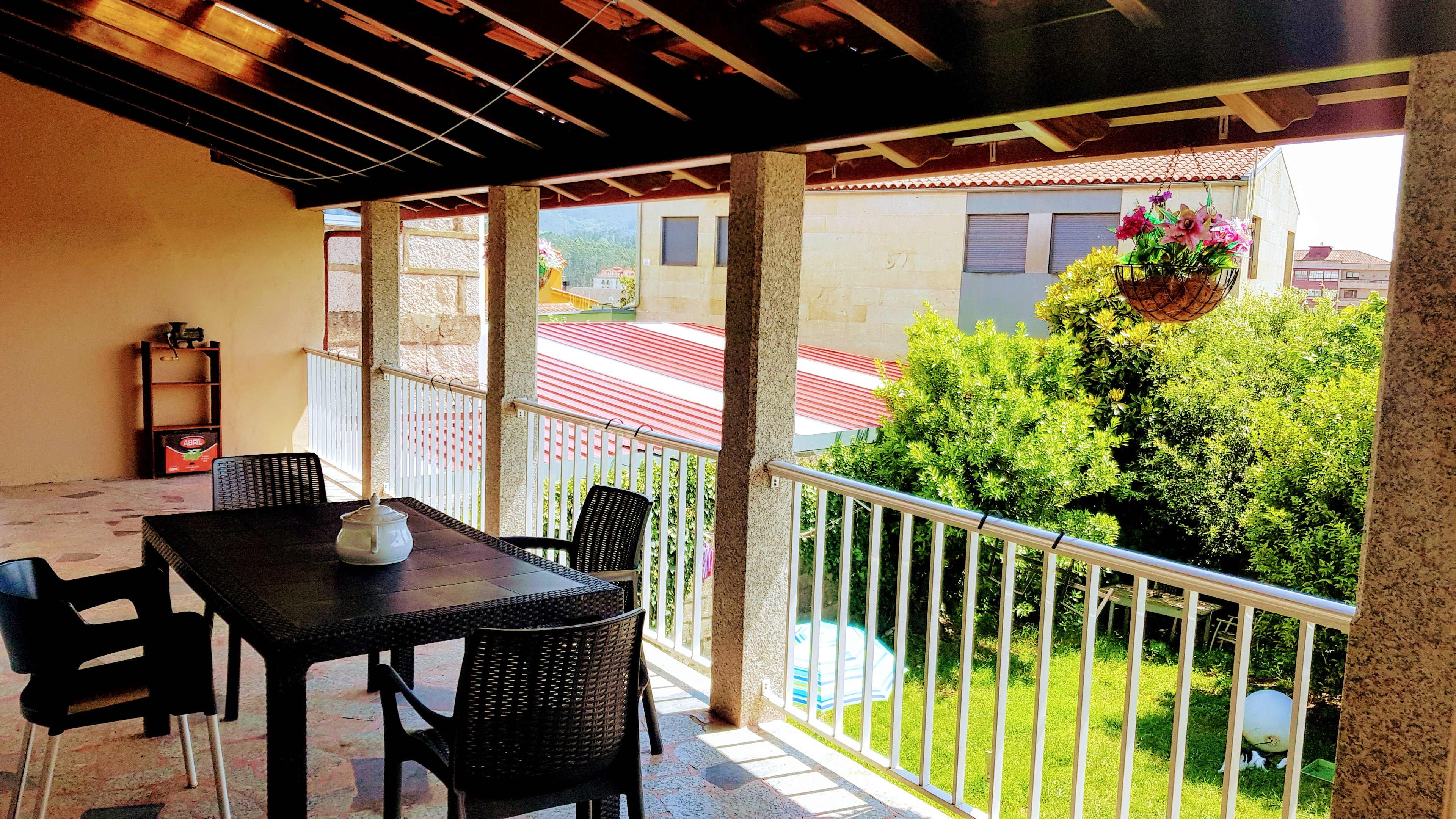 Haus mit 3 Schlafzimmern in Porriño mit sch Ferienhaus  Galizien