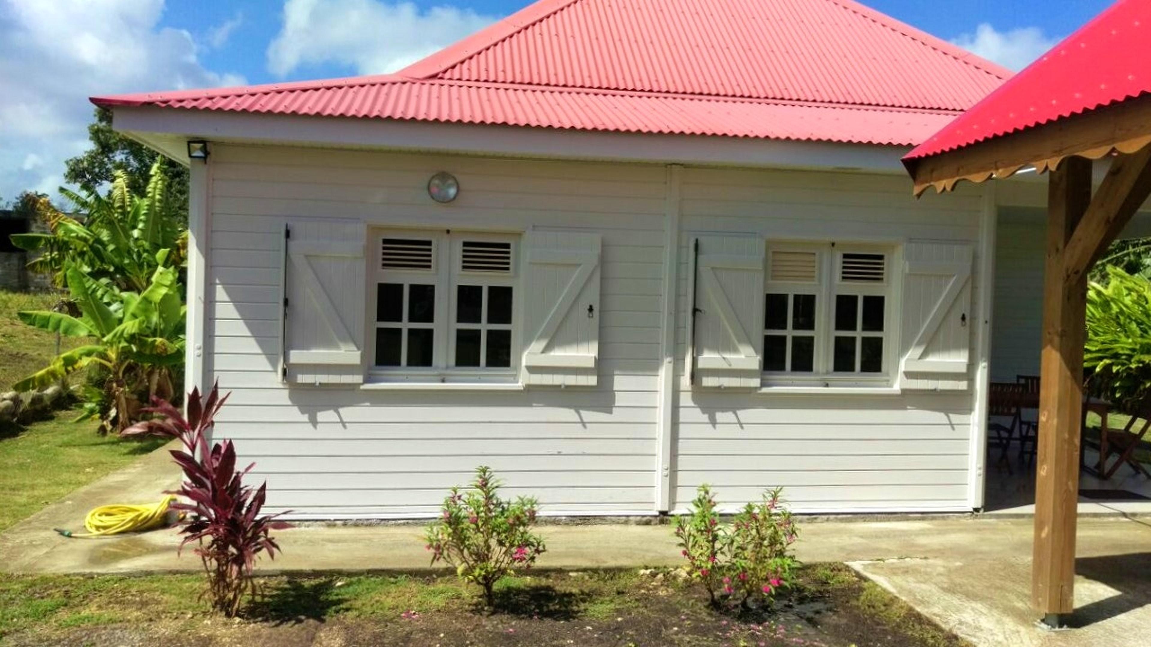 Villa mit 2 Schlafzimmern in Anse-Bertrand mit m&o Villa in Mittelamerika und Karibik