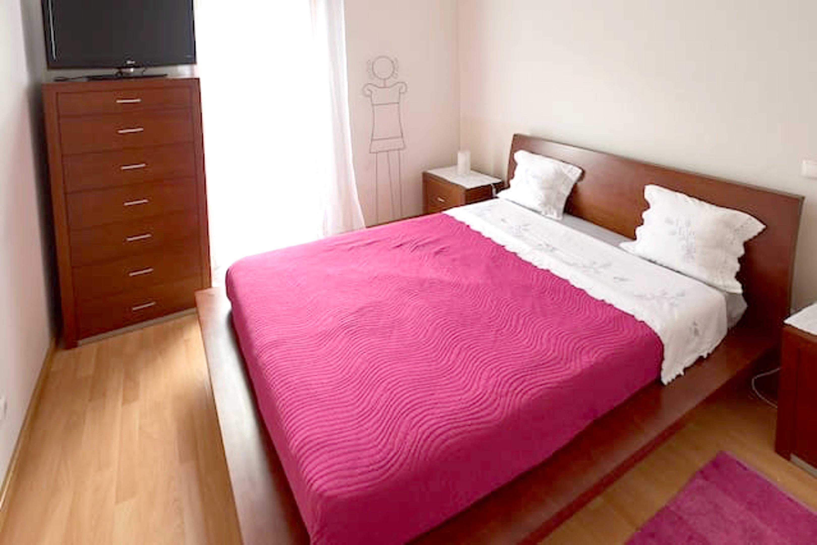 Wohnung mit einem Schlafzimmer in Funchal mit schöner Aussicht auf die Stadt eingezäuntem Garten und W LAN 5 km vom Strand entfernt