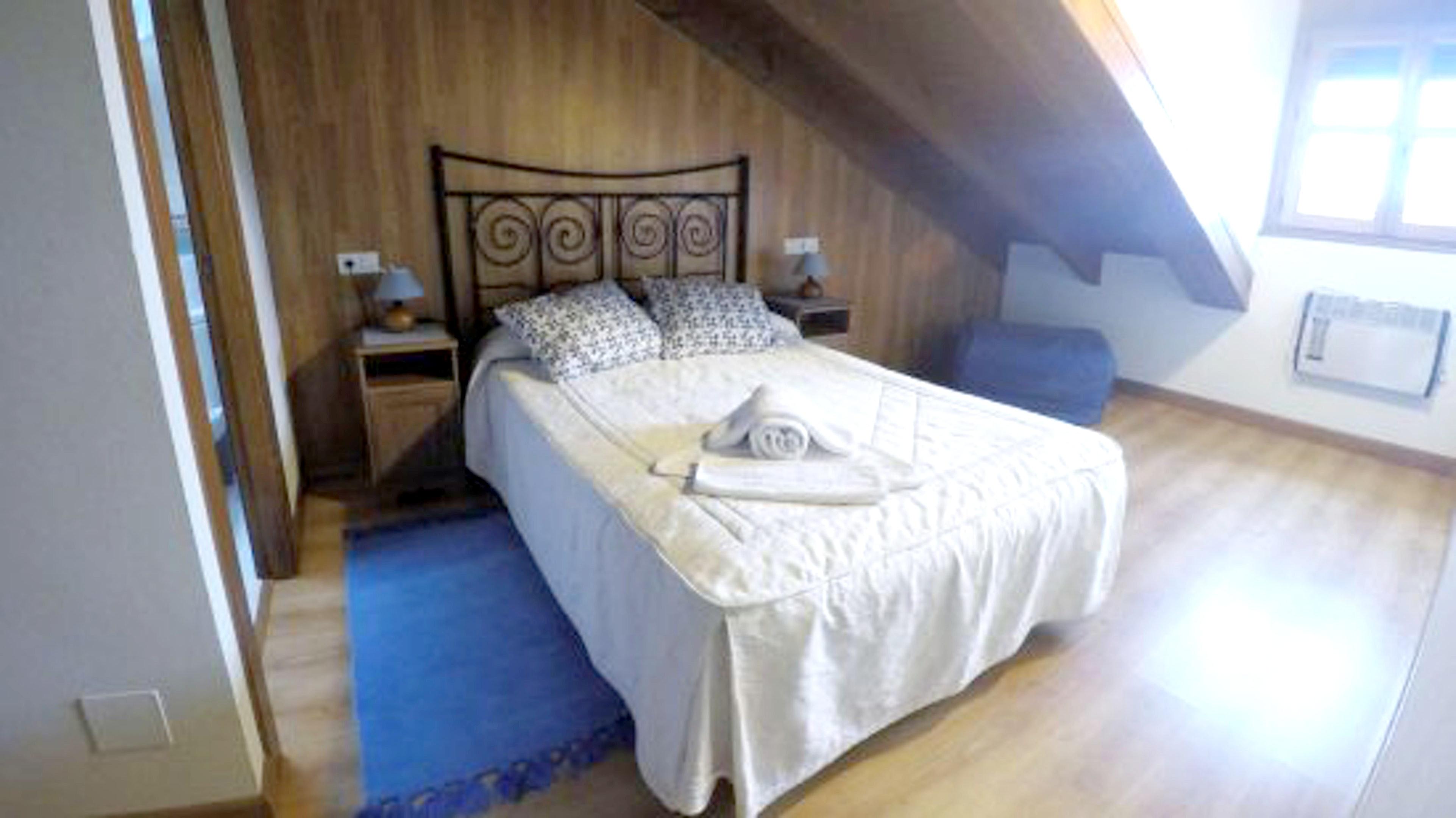Wohnung mit 2 Schlafzimmern in Llanes mit toller A
