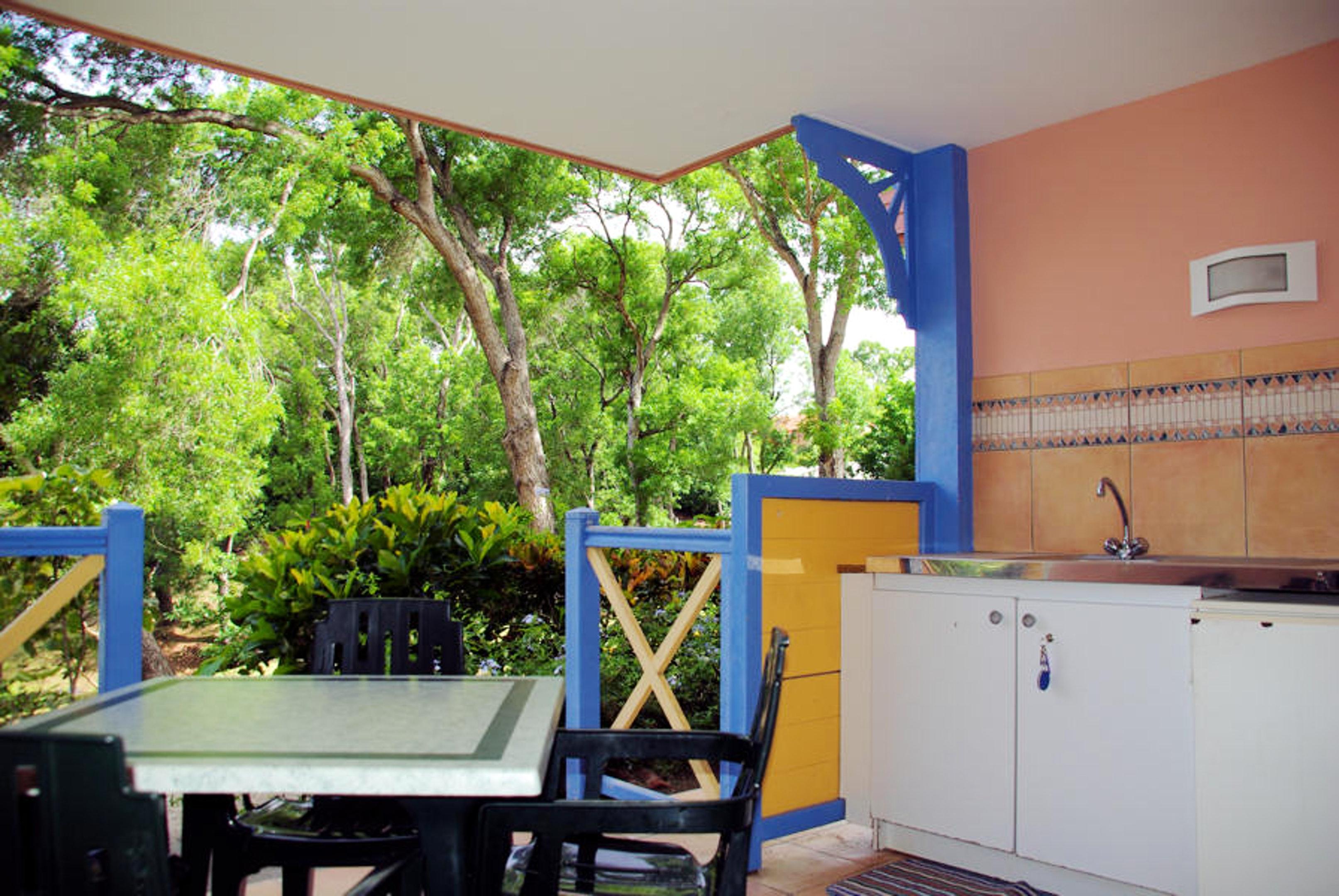Studio in Sainte-Anne mit eingezäuntem Garten und W-LAN - 100 m vom Strand entfernt