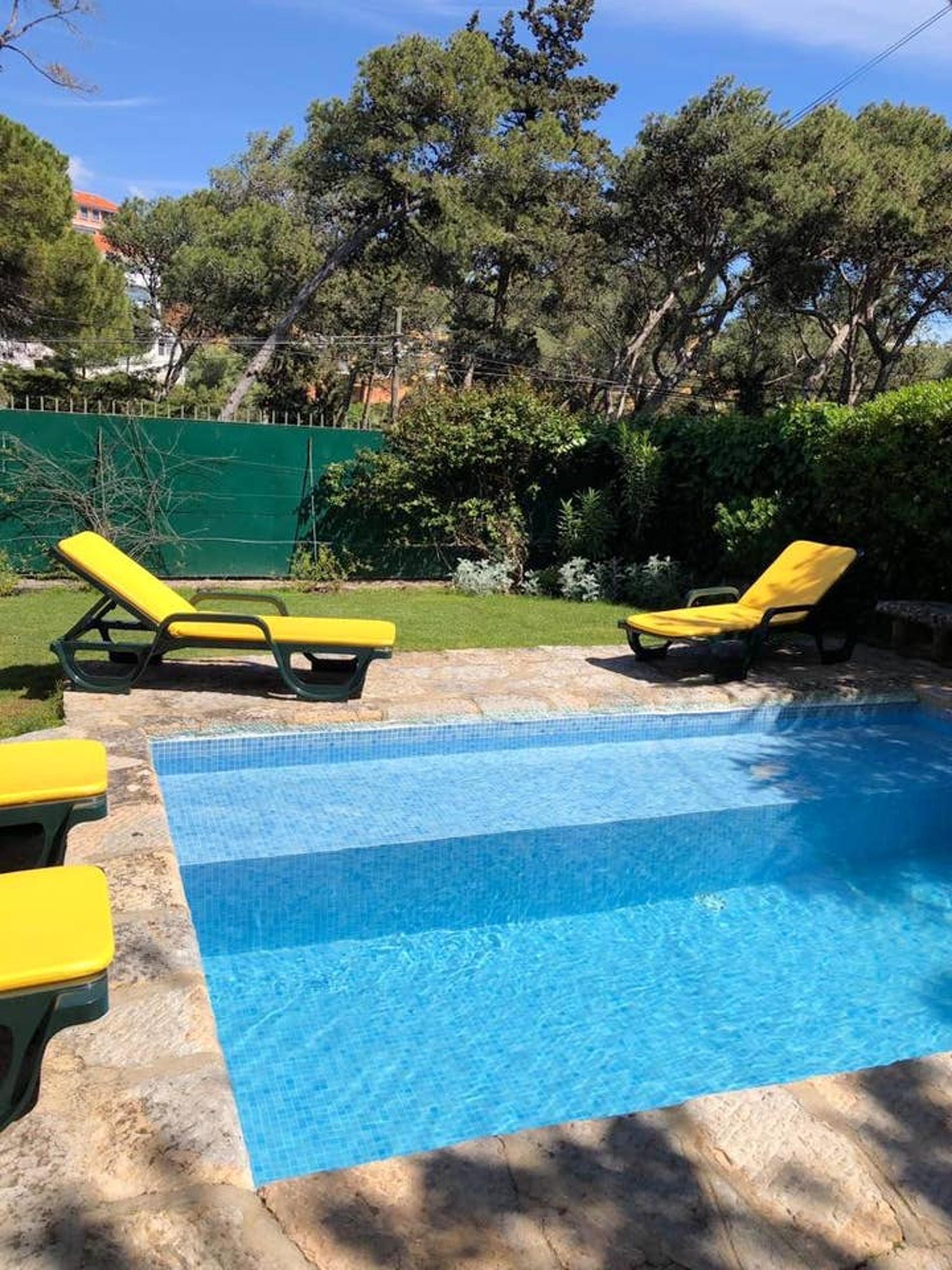 Haus mit 3 Schlafzimmern in Cascais mit privatem P Ferienhaus in Portugal