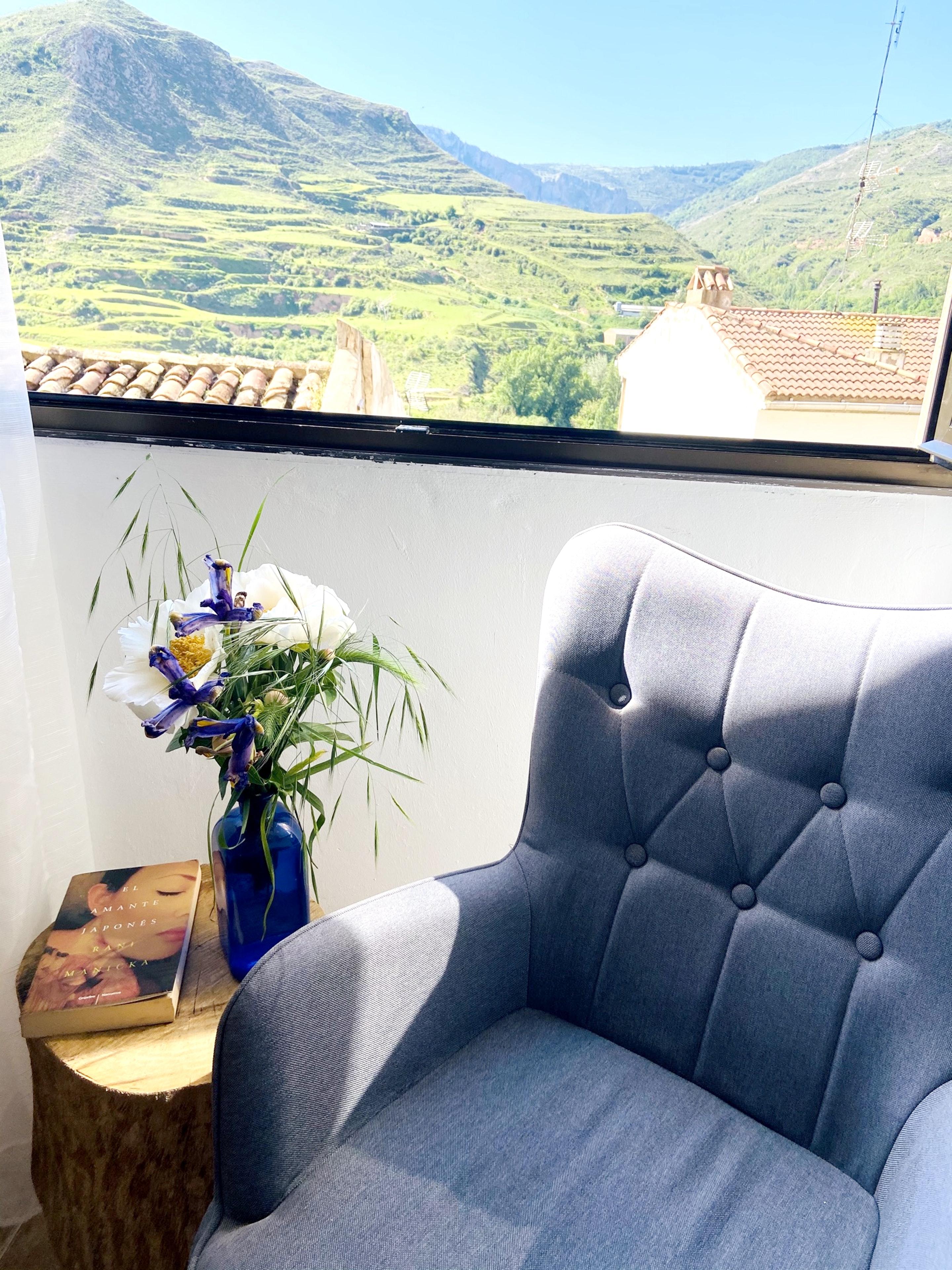Haus mit 2 Schlafzimmern in Viguera mit toller Aus