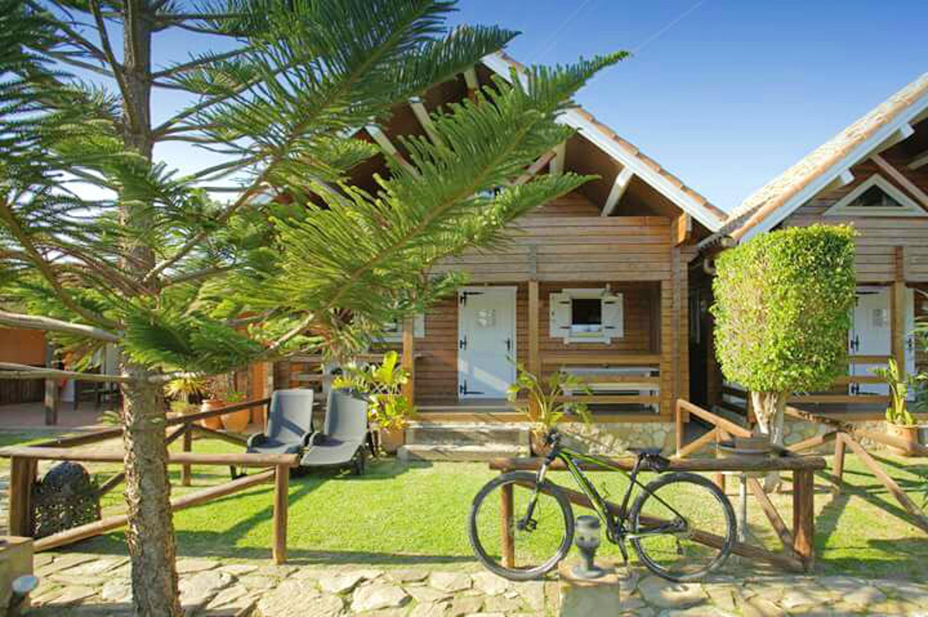 Bungalow mit 3 Schlafzimmern in Tarifa mit toller  Hütte in Spanien