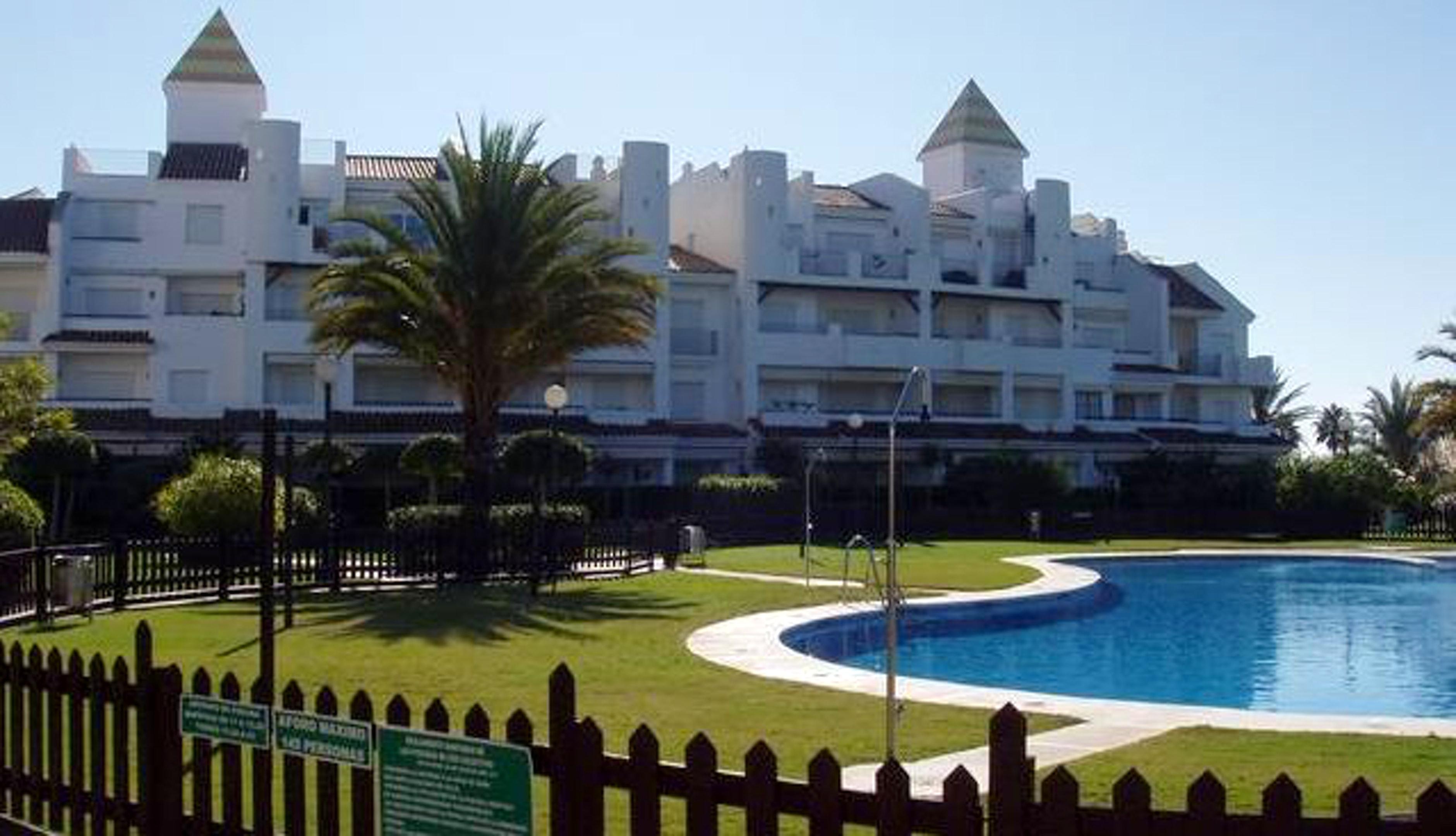 Wohnung mit 2 Schlafzimmern in Rota mit bezaubernd Ferienwohnung in Spanien