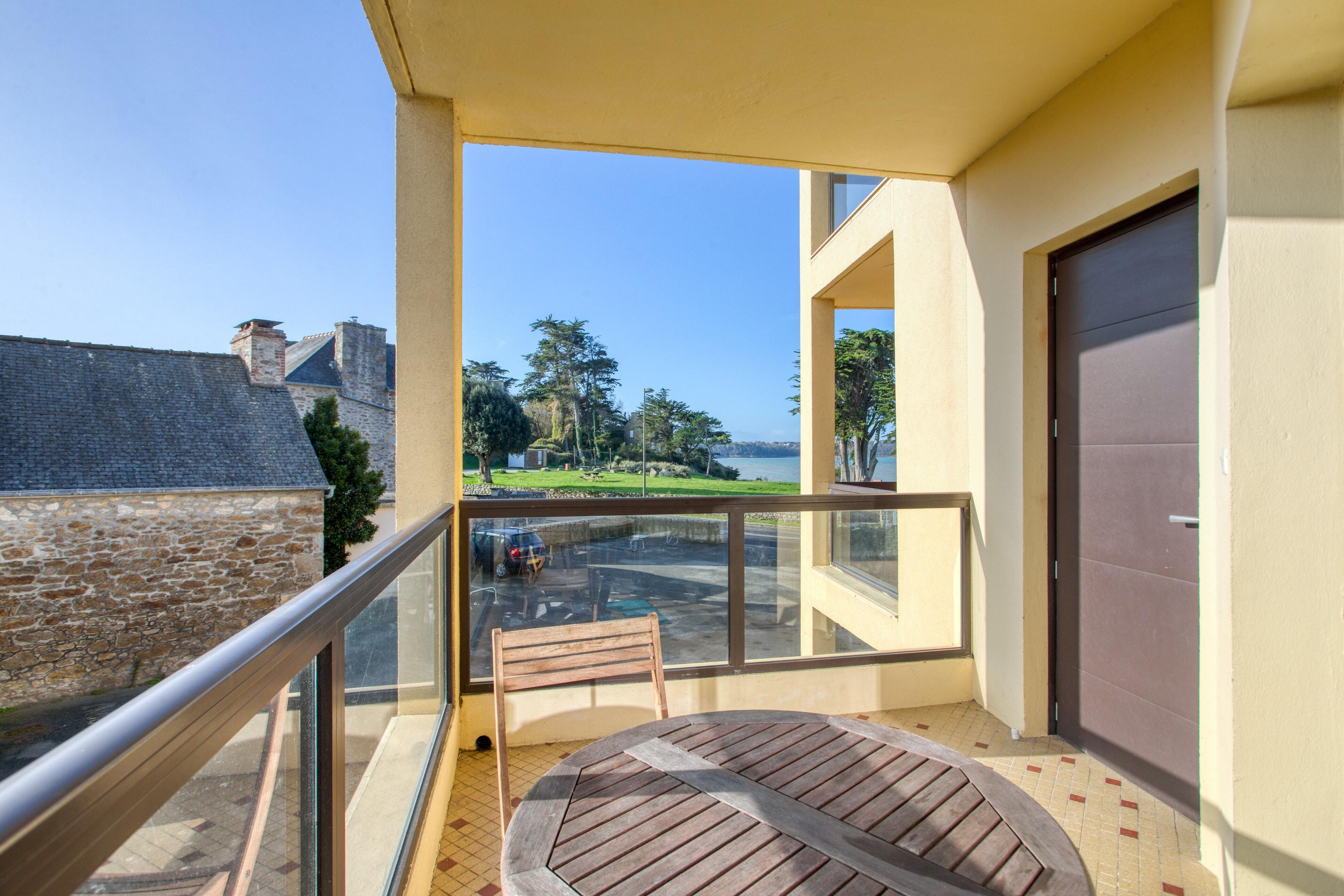 Wohnung mit 2 Schlafzimmern in Saint Jacut de la Mer mit Terrasse und W LAN