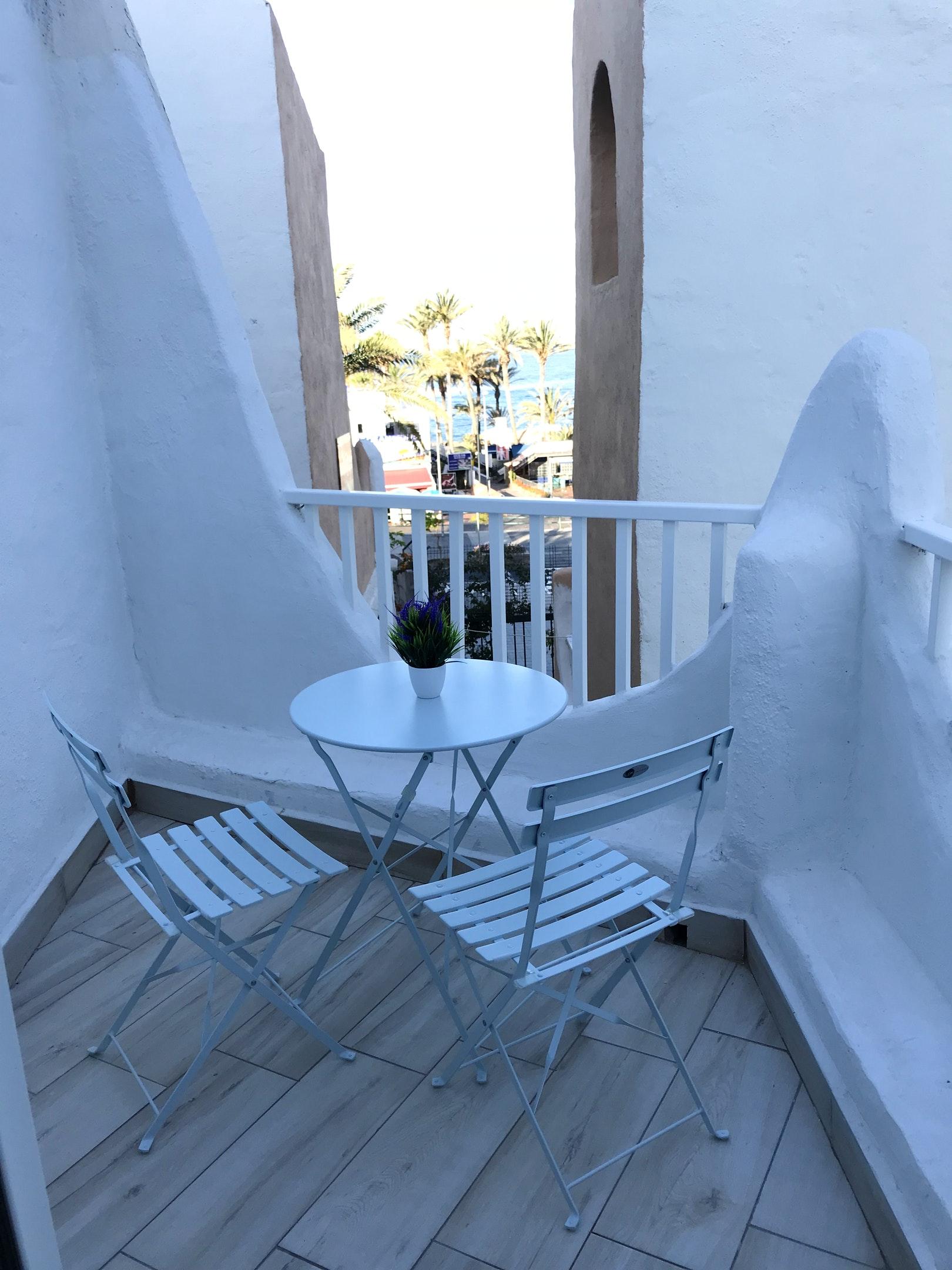 Bungalow mit 2 Schlafzimmern in Playa de la Am&eac Hütte in Spanien