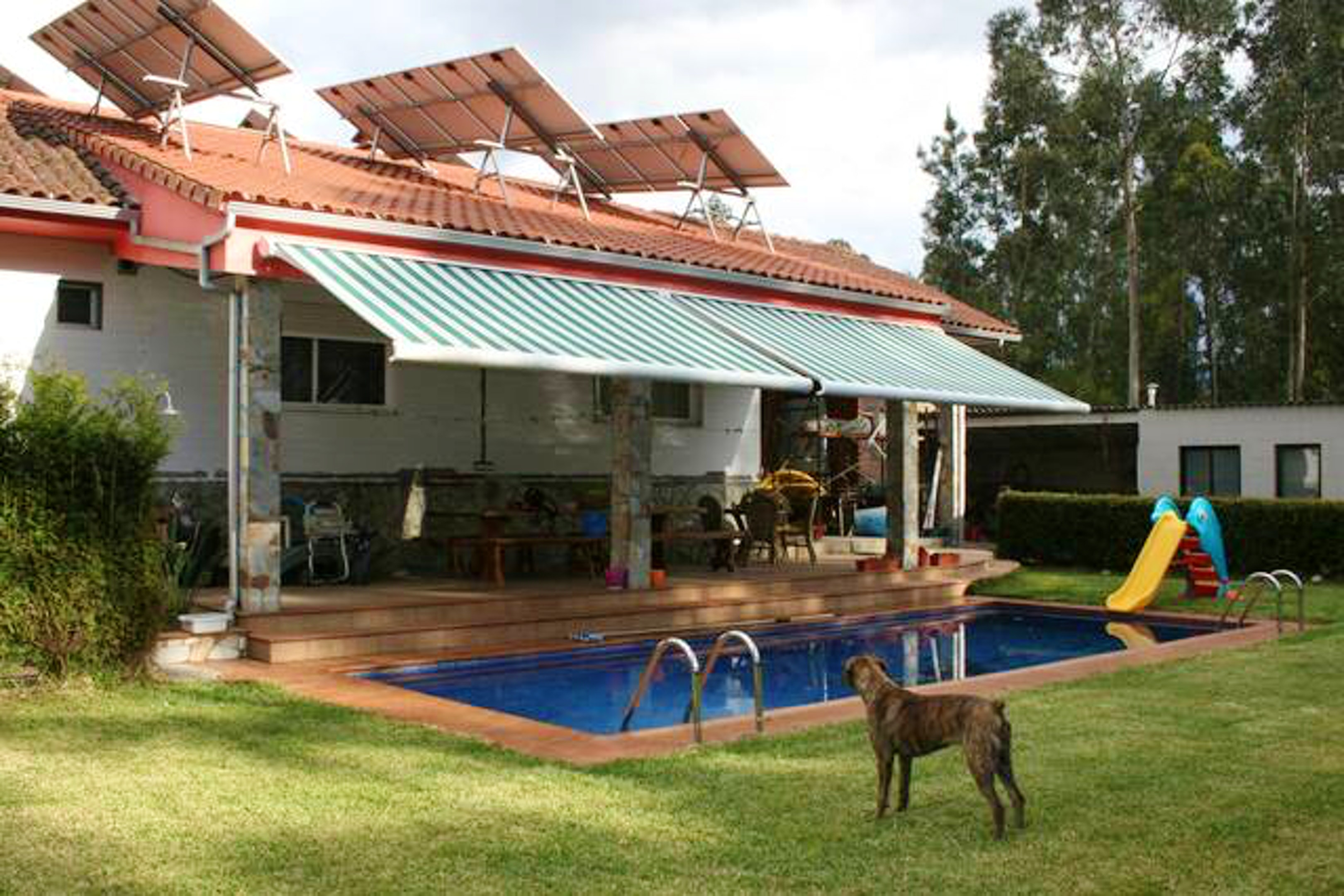 Villa mit 4 Schlafzimmern in Tui mit toller Aussic Villa  Galizien