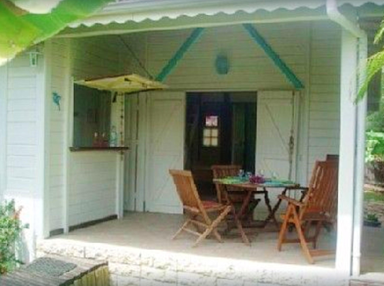 Haus mit 3 Schlafzimmern in saint anne  mit eingezäuntem Garten und W-LAN