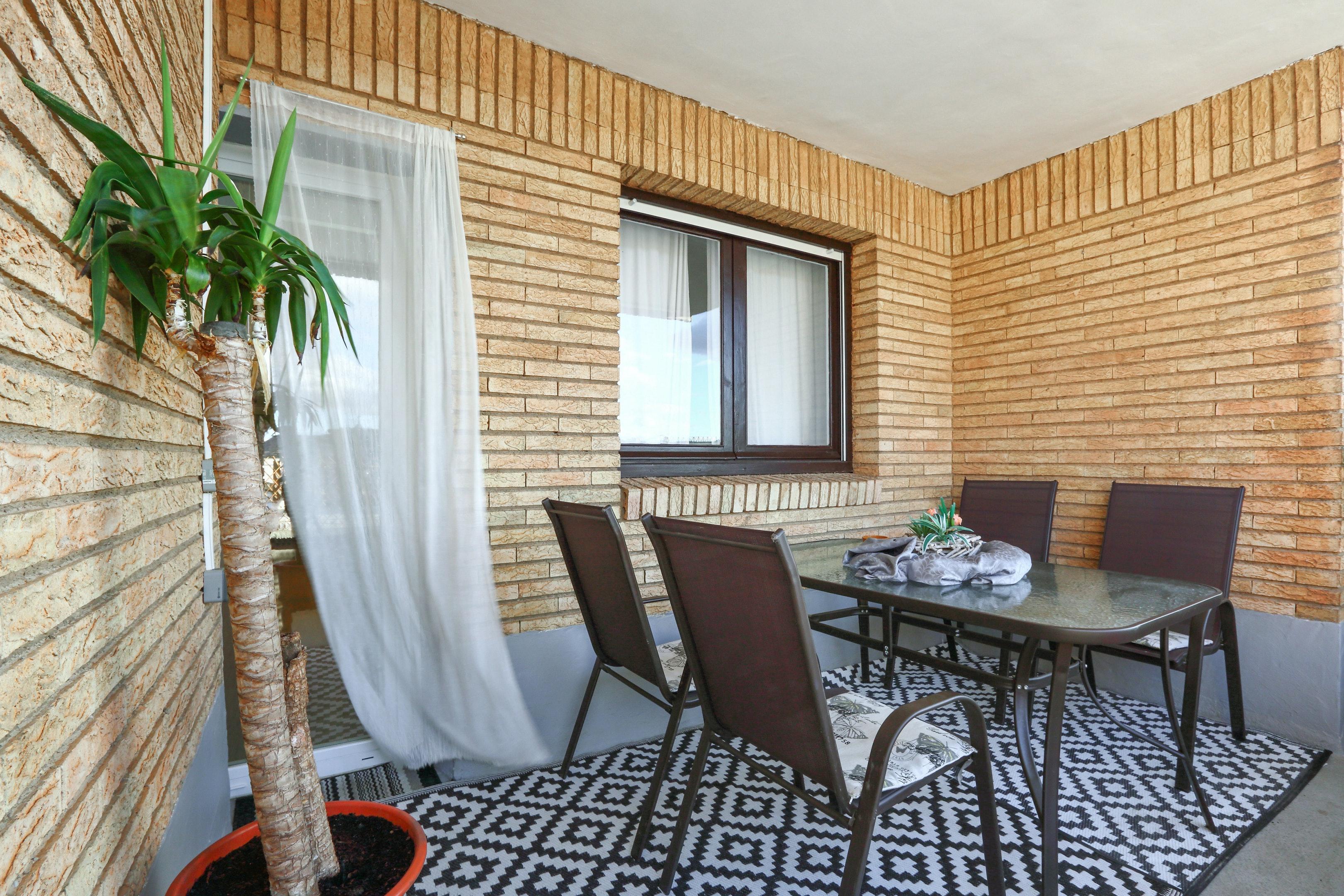 Wohnung mit 2 Schlafzimmern in Tudela mit schö